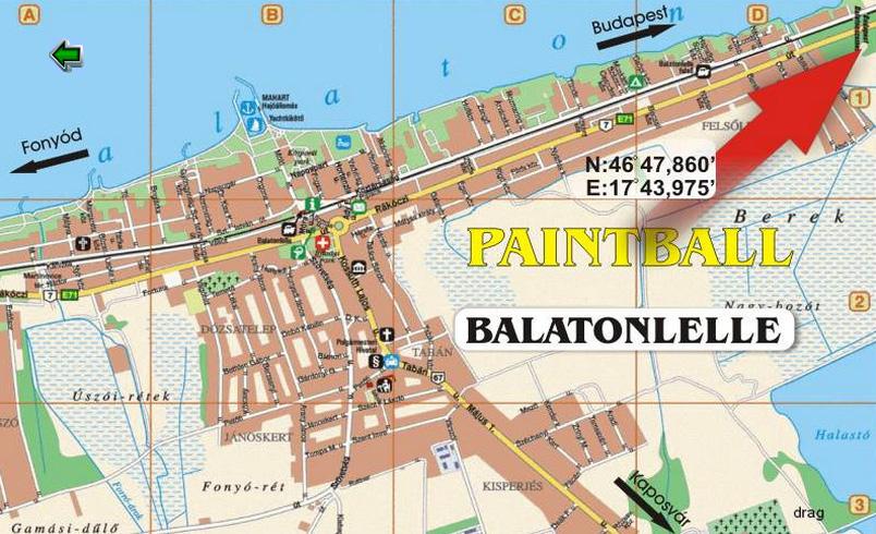 Paintball Balaton Kapcsolat